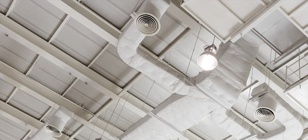 De 4 beste plafondsystemen voor in je kantoor