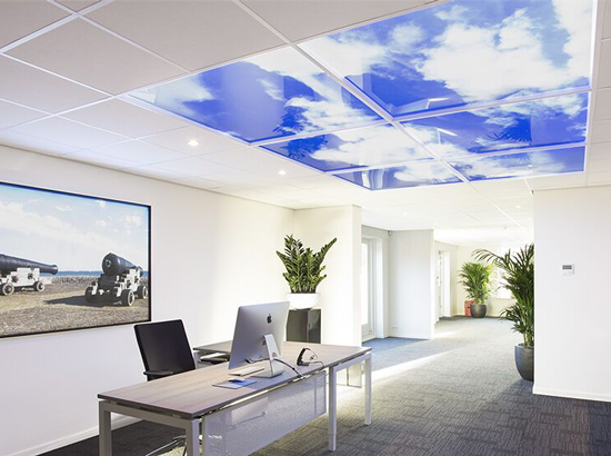standard led ceiling